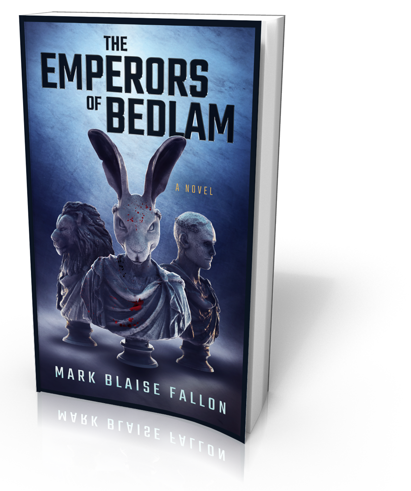 emperors of bedlam book cover